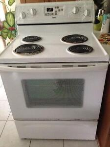 Inglis Electric Oven and Stove