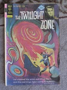 The Twilight Zone #71 – Gold Key Comics