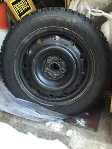 Great Snow Tires(Barely used)