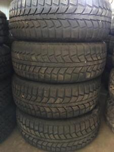 Set of 215/60R16 and 5 X 114 wheels, 215 60 16