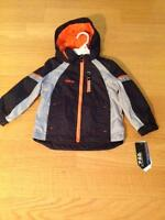 NEW WITH TAGS BOYS SIZE 2 LONDON FOG FALL JACKET