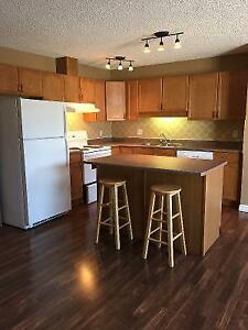 3 bedroom Duplex with garage, JUST RENOVATED! NORTH EAST