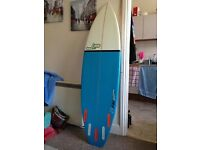 JP RX5 Surfboard 5' 10''