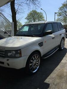 2008 Land Rover Range Rover Supercharge Pickup Truck