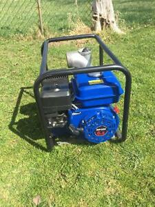 3 inch gas powered water pump
