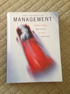 Management - Tenth Canadian Edition