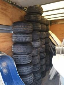 Used Golf Cart Tires and Rims