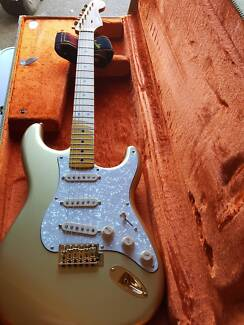 Fender Squire Classic Vibe '50s Stratocaster 60th Anniv AS NEW