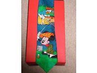 Mickey Mouse & Donald Duck Tie