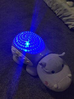 Vtech Soothing hippo nightlight