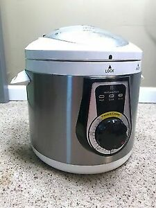 Wolfgang Puck 7QT Digital Automatic 4-in-1 Pressure Cooker