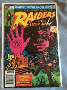 Raiders of the Lost Ark #1