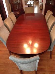 1925 Duncan Phyfe dining room set