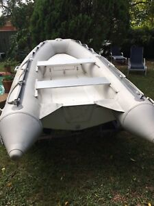 Inflatable rib 3 mtr Glenfield Campbelltown Area Preview