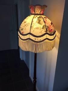 Elegant Vintage Floor Lamp Mount Barker Plantagenet Area Preview