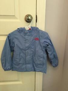 Manteau North Face Tailout lilas