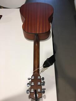 Fender MA-1 3/4 Steel String Acoustic Guitar