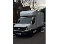 Local Removals, Man and Van Last Minute Urgent, Reliable Man and Van