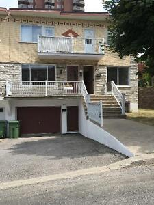 Nice renovated house for rent in Montreal north near waterfront!