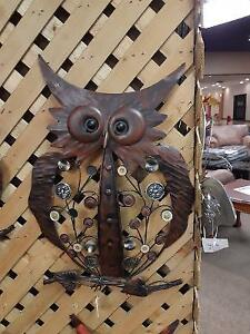 Butterfly and Owl Decorations