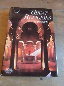 Livre Great Religions of The World
