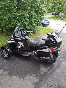Roadster Can Am Spyder 2013 RT Limited Edition Full équipée!!