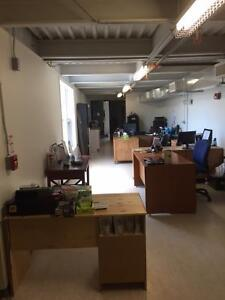 Self contained, newly renovated office space