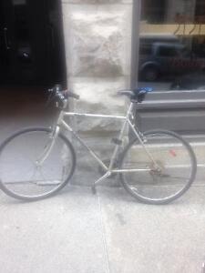 """Japanese """"nakamura"""" hybrid bike - restored - perfect condition"""