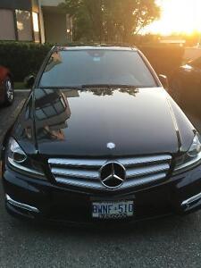 2012 Mercedes-Benz C-Class Premium Sport Sedan Fully Loaded