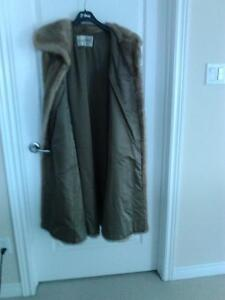 Mink fur coat Cambridge Kitchener Area image 3