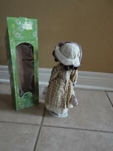 Brand new in box collectible porcelain doll London Ontario image 6