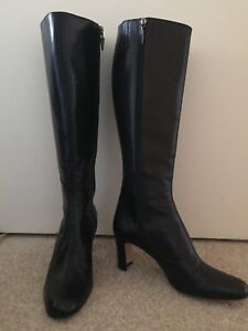 Women's Leather Knee High Boots Sydney City Inner Sydney Preview