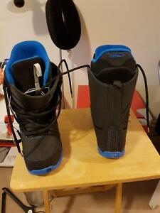 Selling My Never Worn Burton Transfer Boots 10/10 Condition London Ontario image 3