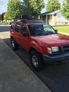 2001 Nissan Xterra Other