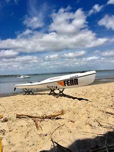 SURF SKI FENN BLUEFIN S Redcliffe Redcliffe Area Preview