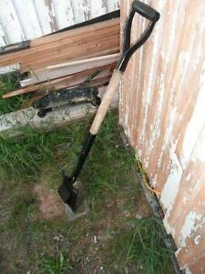 Roofing shovel,works great $30 firm
