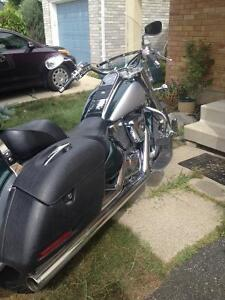 2003 SUZUKI INTRUDER-LAST CHANCE FOR THIS GREAT BIKE