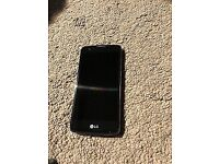 Unlocked lg k8 4g mint condition comes with charger and 32gb memory card
