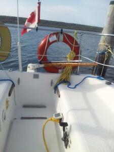 Fully Fitted Tanzer 26' Sailboat for Sale St. John's Newfoundland image 10