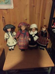 Porcelain dolls Peterborough Peterborough Area image 1