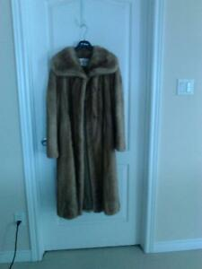 Mink fur coat Cambridge Kitchener Area image 1