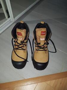 Women Safety Shoes 8.5 size (New)