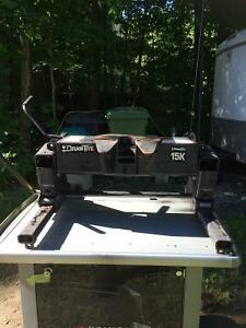 Fifth Wheel Hitch - Draw Tite 15K with slider