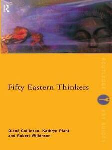 Fifty Eastern Thinkers (Routledge Key Guides)-ExLibrary