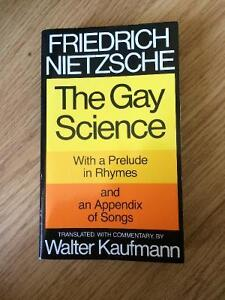 Gay Science, The (Nietzsche)