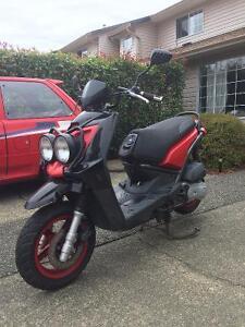 2009 Yamaha BWS 125cc