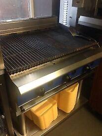 3 burn grill gas £950ono