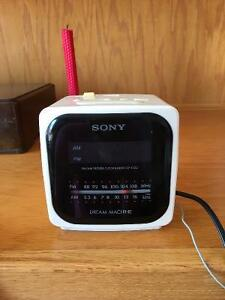 Sony Clock Radio for Sale