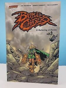 Battle Chasers A Gathering Of Heroes TPB