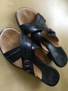 Sofft leather sandals $20 obo